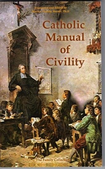 Catholic manual of civility  a 21