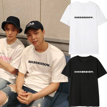 KPOP NCT127 Johnny  T-shirt Tshirt NCT#127 LIMITLESS Casual Letter Tee Tops - $12.98