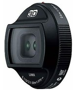 Panasonic Single focus 3Dlens Micro Four Thirds Lumix G 12.5mm / F12 H-F... - $168.80