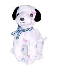 TY Beanie Baby - DIZZY the Dalmatian colored spots & black ears - $6.48