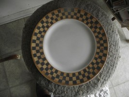 Block Country Ordchard dinner plate 4 available - $9.50