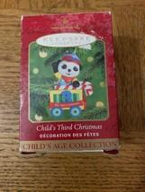 Child's Third Christmas Ornament - $25.36