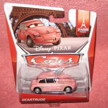 Disney Pixar Cars 2 Geartrude. 2014 Release World of Cars. #5 of 7. - $9.87