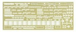 *Hasegawa 1/350 parts for Japan Hikawamaru etching Parts Super Plastic QG50 - $26.46