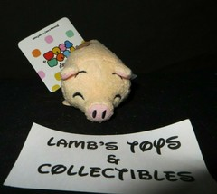 "Disney Parks Authentic Pirates of the Carribean Pig Tsum Tsum mini 3.5"" ... - $12.34"