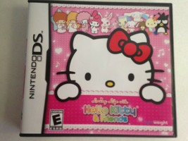 Loving Life With Hello Kitty & Friends (Nintendo DS, 2011)  - $9.85