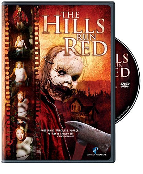 The Hills Run Red (2009) DVD