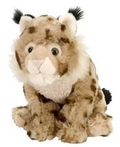 Wild Republic Lynx Plush, Stuffed Animal, Plush Toy, Gifts for Kids, Cud... - $18.86