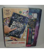 Making in the Moment Arts Craft Liquid Galaxy Journal Spiral Notebook Stationary - $23.33