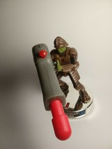 Star Wars Attacktix Neimoidian Guard Figure Series 1 14 Hasbro 2005 used Chrome - $4.74