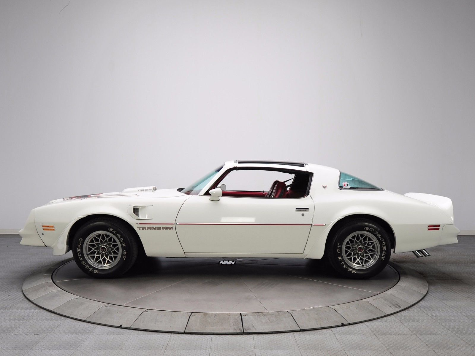 Primary image for 1977 Pontiac Firebird Trans am 023  24 x 36 Inch Poster, formula, 6.6 engine W72