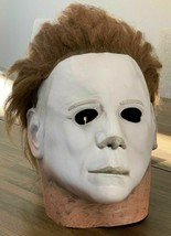 New HALLOWEEN II Boys MICHAEL MYERS CHILD'S LATEX MASK Trick or Treat St... - £49.58 GBP