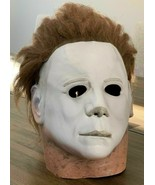 New HALLOWEEN II Boys MICHAEL MYERS CHILD'S LATEX MASK Trick or Treat St... - $65.23
