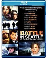 Battle In Seattle ( Blu Ray ) - $2.00