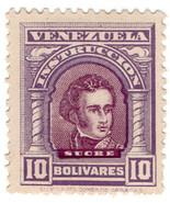 (I.B) Venezuela Revenue : Instruccion 10B (Sucre) - $192,33 MXN
