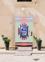 Patriotic Donkey Political Door Hanger - $49.99+