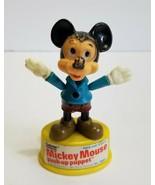 Vintage 1977 Mickey Walt Disney production Gabriel Pushup Puppet toy Bro... - $10.80