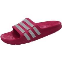 Adidas Slippers Duramo Slide K, G65800 - $107.00