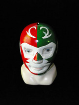 Lucha Libre Wrestling Ceramic Bank Mexican Dr. Wagner aaa cmll - $55.00