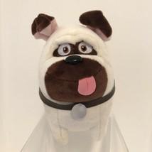 "The Secret Life of Pets Mel the Pug Plush Ty Beanie Babies 6"" Stuffed An... - $9.80"