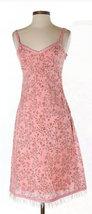 Betsey Johnson Pink Print A-line Dress - $458,95 MXN