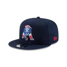 New England Patriots New Era 9Fifty Navy Adjustable Snapback Hat NFL - $31.67