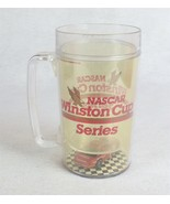 Nascar Winston Cup Series Plastic Cup with Car in Bottom - $12.86