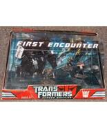 2007 Transformers Screen Battles  First Encounter Figure Set New In Box - $49.99