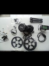 48V 500 W Bafang Mid Motor Kit,mid Drive , Electric Bike,Ebike Kit,mid M... - $579.00
