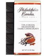Philadelphia Candies 72% Cocoa Bittersweet Dark Chocolate Bar, 3.5 Ounce... - $5.89+