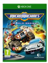 Micro Machines World Series (Xbox One)  - $25.47