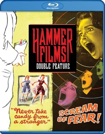Never Take Candy From A Stranger/Scream Of Fear (Blu-Ray/Hammer F-Dbfe/V4)