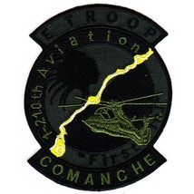 US Army E Troop 1st Battalion 210th Aviation Attack Helicopter Regiment ... - $11.87