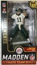 NFL Madden 19 MUT Series 1 Carson Wentz Philadelphia Eagles Green Pant C... - $40.00