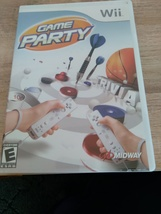Nintendo Wii Game Party ~ COMPLETE image 1