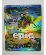 Epic (Blu-ray ONLY, 2013) - $6.30