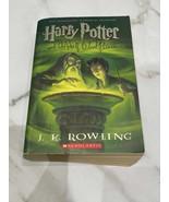 Harry Potter and the Half Blood Prince Paperback Novel Book - $10.63