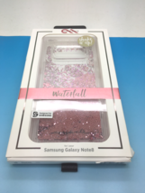 Case-Mate Naked Tough Waterfall for Samsung Galaxy Note 8 Case- Rose Gold - $12.19