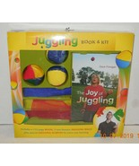 Juggling Book & Kit (book, Juggling Balls & Scarves) By Mud Puddle Inc - $32.73