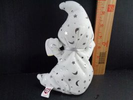 Halloween Ty Ghost Stars And Moon Vanish Plush Stuffed Animal Toy Doll image 6
