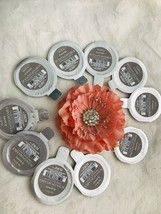 10 BATH BODY WORKS Flannel SCENTPORTABLE  REFILL DISC CAR FRESHENER Limited - $54.36