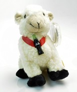 Coca-Cola Bean Bag Plush Woolsy Sheep International Collection IRELAND 0244 - $18.90
