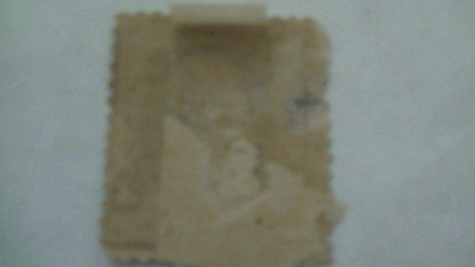 Purple Vintage USA Used 3 Cent Stamp