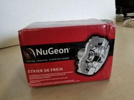 Disc Brake Caliper-Caliper with Installation Hardware Rear Left Nugeon Reman