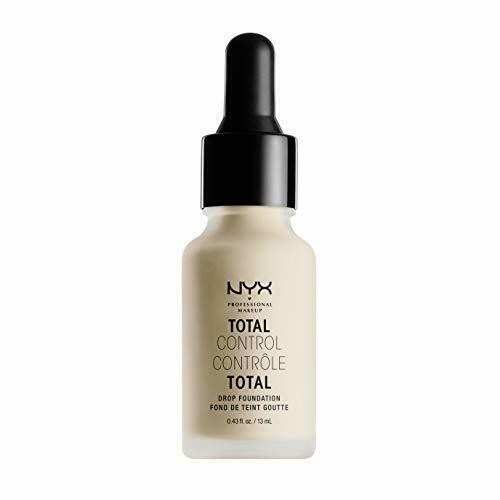 Primary image for NYX Total Control Drop Foundation - TCDF02 Alabaster