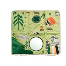 Manhattan Toy Camp Acorn Sensory Activity Play Mat with Tethered Teether... - $23.46