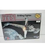 Star Wars Return Of The Jedi B-Wing Fighter 7 in. model kit - $77.71