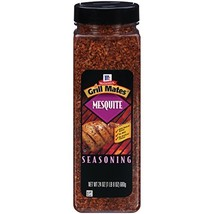 McCormick Grill Mates Grill Mates Mesquite Seasoning, 24 oz - £17.75 GBP