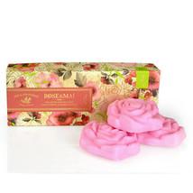 Pre De Provence Rose De Mai Soap Gift Box - $14.89