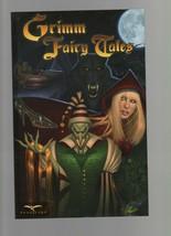 Grimm Fairy Tales - Zenescope - SC - 2006 - David Wohl - 0-9786874-0-X 2. - $10.77